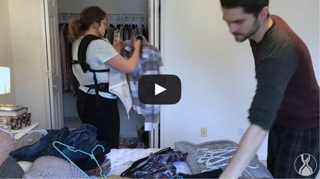 Fun Lean 5S Capsule Closet Wardrobe