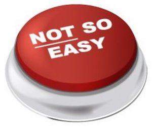 Not So Easy Button