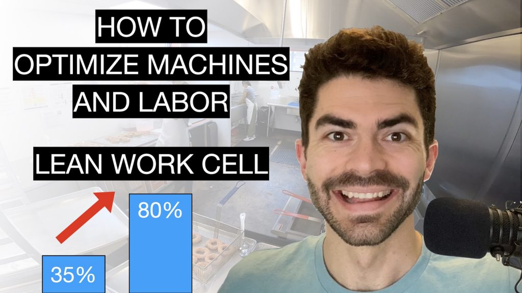 How to Optimize Labor and Machines in Work Cells
